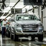 Ford comemora a produção de 900.000 unidades  da Ranger na Argentina