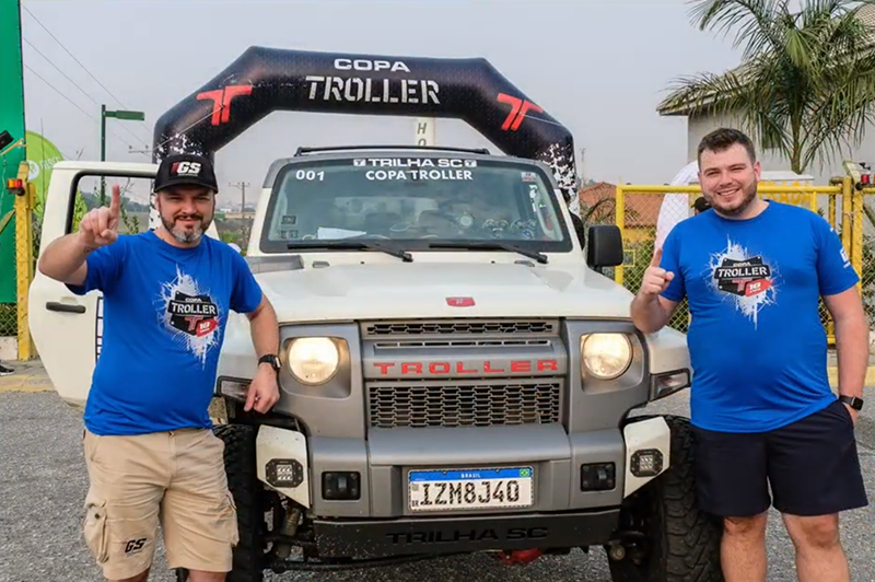 carro troller gs racing copa troller competidores