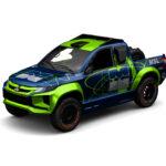 MSL Racing estreia a nova  Mitsubishi L200 Triton Sport  em competições