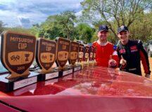 Cristiano Rocha e Anderson Geraldi se consagram campeões da Mitsubishi Cup 2020