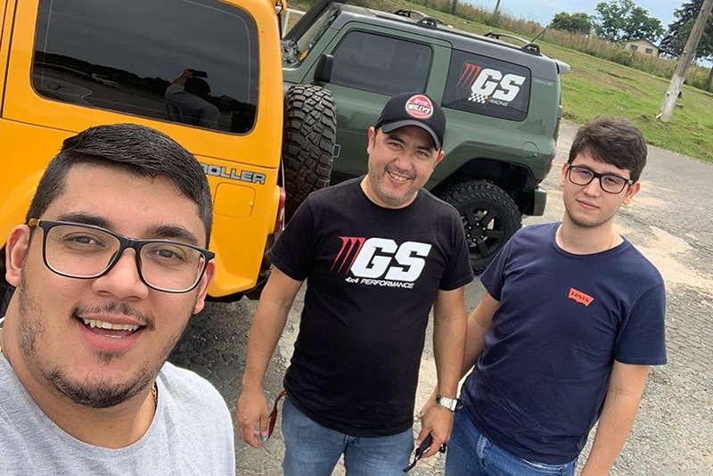 GS Racing e Trilha SC no Transcatarina Rally Regularidade