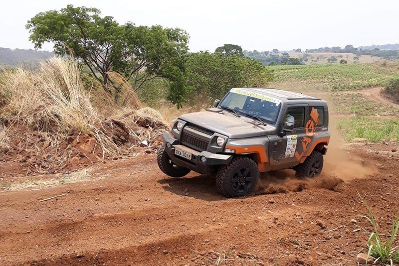 GS Racing é campeã e vice da categoria Master na 23ª edição do Rally do Cerrado
