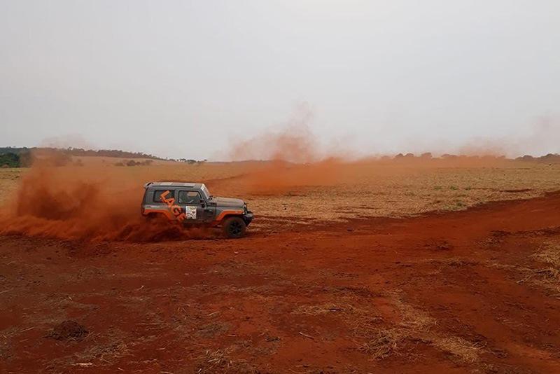 GS Racing Rally do Cerrado Troller