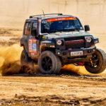 Guga Racing busca bicampeonato do Sertões no Rally Regularidade