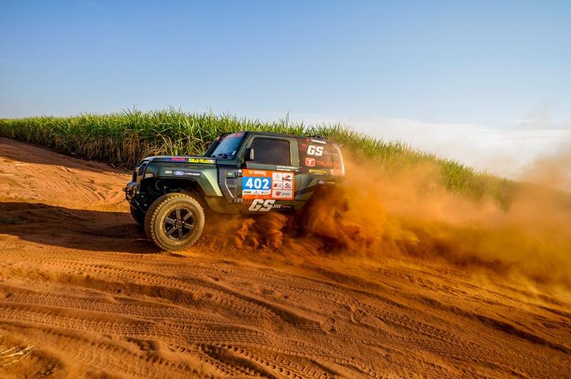 Guga Racing Sertões Rally Regularidade Troller