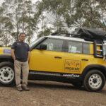 Land Rover Participa do Rally dos Sertões para promover o ONÇAFARI