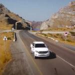 Desafio de economia: Ford Ranger roda mais de 1.250 km com 80lts. de diesel