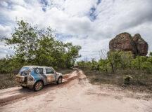 Jalapão apresentou belas paisagens aos competidores do Regularidade - Crédito: Vinicius Ferraz/Shez