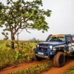 Guga Racing vence primeira prova e lidera Sertões no Rally Regularidade