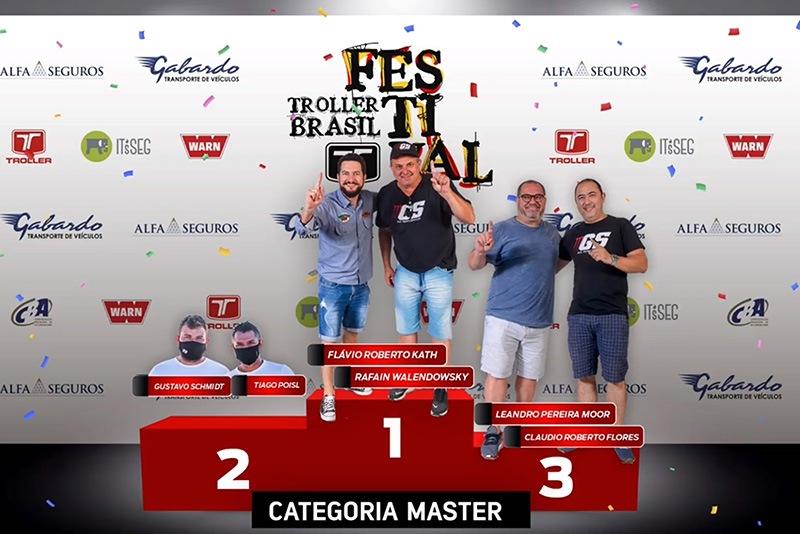 Troller Brasil Festival Rally de Regularidade GS Racing