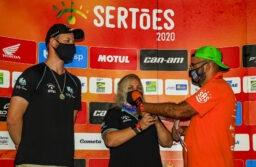 Dupla venceu 3 das 5 etapas e seguiu para etapa final como líder na Master (Eduardo Carvalho/Shez)