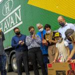 Sertões 2020 supera meta de doações de cestas básicas