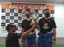 Nicole Piano, aos 15 anos, é Campeã Brasileira de Rally Baja na UTV Start