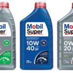 Linha de produtos Mobil Super conta com a tecnologia API SP e ILSAC GF-6