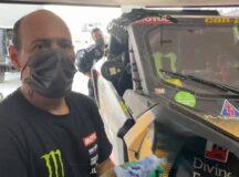 A história do mecânico brasileiro que é campeão do Dakar