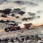 Can-Am continua dominando após o  4º dia do Dakar nos UTVs