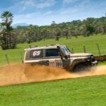 Rally Piocerá começa com muitos desafios para carros, quadriciclos e UTVs