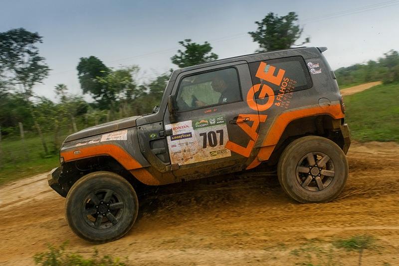 GS Racing Rally Piocerá 2021 Regularidade Troller