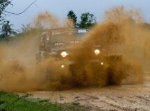 Em quatro dias de provas os competidores percorrem mil quilômetros no total - Crédito: Doni Castilho