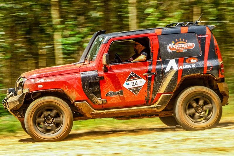 GS Racing Rally Regularidade Troller Paulista Off-Road