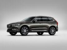 Volvo XC60 Híbrido ganha novo interior em tecido sustentável