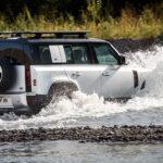 Land Rover comemora liderança de mercado com SUVs premium