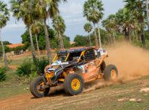 Descida de serra e balaios marcam segundo dia de prova para carros, quadriciclos e UTVs no Rally Piocerá 2021
