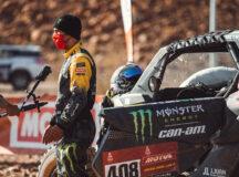 Brasileiro assume liderança do Dakar nos UTVs após 8ª etapa