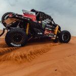 Navegação difícil faz 5º dia ser o mais  desafiador do Dakar 2021