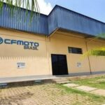 CF MOTO instala fábrica no Brasil
