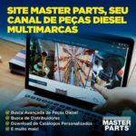 MWM promove melhorias em site exclusivo para sua linha de peças MASTER PARTS®