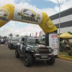 Rally Transparaná começa em Foz do Iguaçu na próxima terça-feira, 16