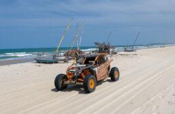 Campeões dos carros, quadriciclos e UTVs comemoram conquista do Rally Piocerá 2021