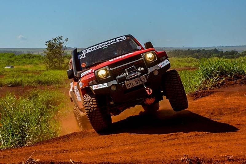 Transparaná GS Racing Rally Regularidade Troller Trilha