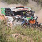 Rodrigo Luppi/Maykel Justo marcam o 2º melhor tempo do Prólogo do South American Rally Race