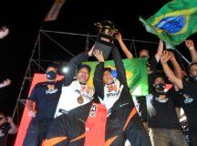 Território Motorsport conquista dois títulos no South American Rally Race, na Argentina