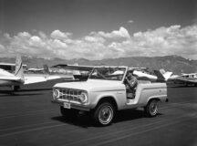 TBT Ford Bronco: como o 4×4 raiz avançou para a cidade