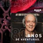 Erasmo Carlos, o Tremendão, estreia quarta temporada do podcast da Jeep®: 80 Anos de Aventura