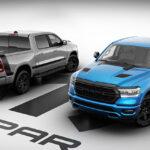 Stellantis lança edição especial Mopar'21 da Ram 1500 na América do Norte