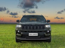 Jeep® abre pré-venda de outras versões T270 Turbo Flex do Novo Compass