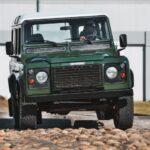 Jaguar Land Rover apresenta clínica de restauração Na fábrica de Itatiaia para veículos clássicos