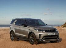 Land Rover mantém a liderança no mercado de SUVS premium grandes em 2021