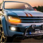 Você tem um VW Amarok? Modernize sua picape com os exclusivos faróis OSRAM LEDriving que dão um show de iluminação