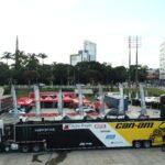 Parque do Povo já começou a receber as  equipes do consagrado Rally RN 1500