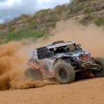 Bruno Conti/Lourival Roldan lideram na UTX no Rally RN1500