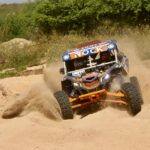 Marcos Finato/Guilherme Holanda vencem na UOV no 1º dia do Rally RN 1500
