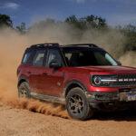 Ford Bronco Sport entra em campo na CONMEBOL Libertadores com nova tecnologia 3D