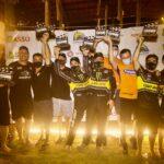 Bianchini Rally finaliza Rally RN1500 com três pódios