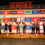 Edu Piano/Solon Mendes conquistam o 8º título da dupla: Campeões do Sertões na UTV Over Pro