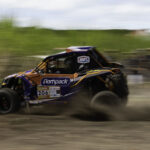 Deni Nascimento foi o líder da terceira etapa do Rally dos Sertões 2021